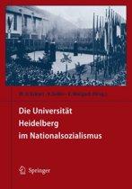 Die Universitat Heidelberg Im Nationalsozialismus