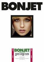 Bonjet Photo Lustre Papier A 4 250 g 50 Vel