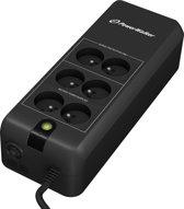 PowerWalker VFD 600 APFC FR UPS 600 VA 6 AC-uitgang(en) Stand-by (Offline)