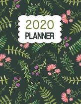 2020 Planner: Weekly Calendar Planner 8.5 x 11