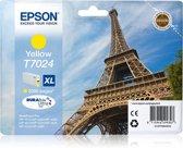 Epson T7024 - Inktcartridge / Geel