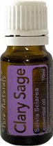 Clary Sage (Scharlei) 10 ml - essentiële olie - Pure Naturals