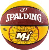 Basketbal spalding Miami Heat maat 7
