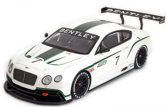 Bentley Continental GT3 Concept Car Mondial de l'Automobile 2012