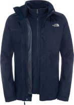 The North Face Evolve II Triclimate Jacket Heren Outdoorjas - Urban Navy - Maat L