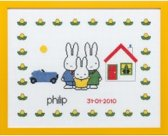 borduurpakket 230.279 dick bruna, geboorte philip