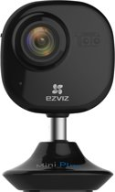 EZVIZ - Mini Plus(B) Day/Night Wi-Fi Camera with 2-Way Audio