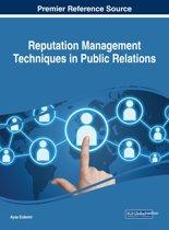 Reputation Management Techniques in Public Relations