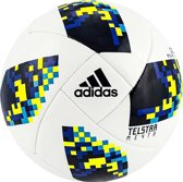 adidas World Cup Knockout Glider Voetbal - Maat 5 - White/Night Indigo