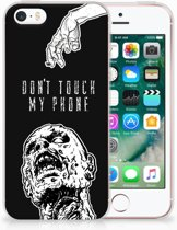 iPhone SE | 5S Uniek TPU Hoesje Zombie