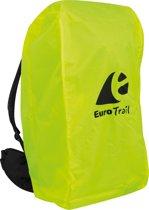 c1cffcc313f Eurotrail Regenhoes/flightbag voor backpack - 55-80 liter - Geel