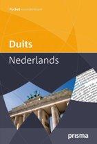 Prisma pocketwoordenboek Duits-Nederlands
