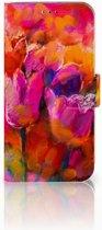 Hoesje Samsung Galaxy A40 Tulips