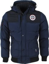 Geographical Norway - Heren Winterjas - Volva - Navy