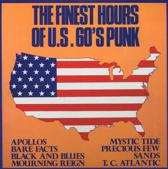 Finest Hours Of Us 60's  Punk, Vinyl Replica Sleeve