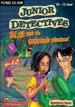Junior Detectives-Het Rijk Van De Muterende Planten - Windows