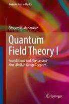 Quantum Field Theory I