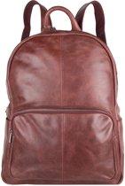 Cowboysbag Backpack Mason 15 Inch - Burgundy
