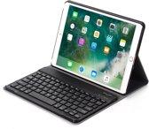 Saizi iPad Air / Air 2 Bluetooth Keyboard Case Toetsenbordhoes - Zwart