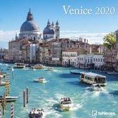 Venice 30 X 30 Cm Grid Calendar 2020
