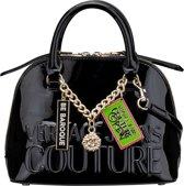 Versace Jeans Bag Linea O Dis.4 Dames Handtas - Zwart