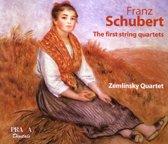 First String Quartets No 1-12