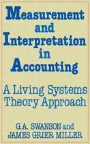 Measurement and Interpretation in Accounting