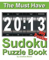 The Must Have 2013 Sudoku Puzzle Book