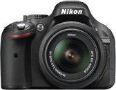 Nikon D5200 Kit zwart + AF-S DX 18-55 VR II + 55-200 VR