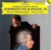 """Mozart: Symphonien Nos. 38 """"Prager"""" & 39"""