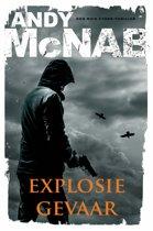 Nick Stone 17 - Explosiegevaar