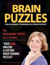Brain Puzzles for Alzheimer's, Parkinson's & Stroke Patients