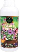 Biogenetic Fulvic & Humic acid / fulvine & humus zuur  biologisch organisch planten voeding -1000ml