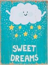 """Clayre & Eef - Tekstbord """"Sweets Dreams"""""""
