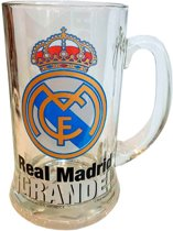 Real Madrid - Bierglas 1 L - XXL
