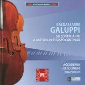 Raule/Peiretti/Peitetti - Sei Sonate A Due Violini E Basso Co