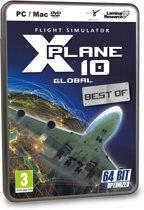 X-Plane 10, Global (64 Bit Optimized)  (DVD-Rom) - Windows
