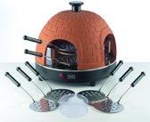 Trebs PizzaGusto - Pizzaoven - 8 personen