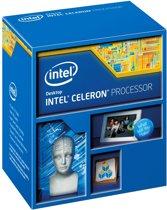 Intel Celeron G1850 - 2.9 GHz - 2 cores - 2 draden - 2 MB cache - LGA1150 Socket - doos