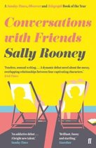 Boek cover Conversations with Friends van Sally Rooney (Paperback)