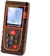 Laser afstandsmeter 40m  - Tot 2 mm nauwkeurig - 635 laserdiode