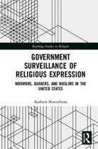 Government Surveillance of Religious Expression