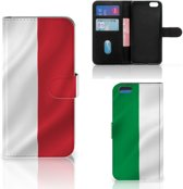 Apple iPhone 7 Plus   8 Plus Bookstyle Case Italië