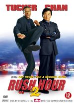 DVD cover van Rush Hour 2