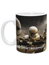 Star Wars Mok 320 ML - Stormtrooper