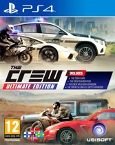 The Crew: Ultimate Edition - PS4