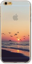 Lovebay Hoesje iPhone 5, 5S, SE - Zee zonsondergang