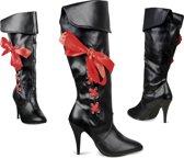 Laarzen Vixen - Zwart - maat 41