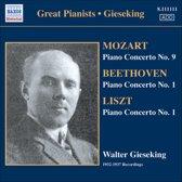 Mozart / Beethoven / Liszt: Pi