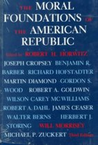 The Moral Foundations of the American Republic